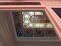 087 Casa Orlandai, lluerna de l'escala noble.JPG