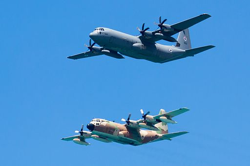 120516 Independence Flypast Hercules 02