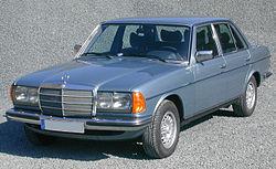 1977 Mercedes-Benz 280E