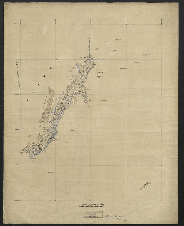 600px 12 plane table sheets covering whole length of original frontier from l. tanganyika to uganda %26 extension south to kigoma.   war office ledger. %28woos 4 1 7%29