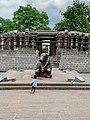 12th century Thousand Pillar temple, Hanumkonda, Telangana, India - 48.jpg