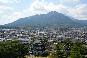140321 A view from Shimabara Castle Shimabara Nagasaki pref Japan01s3.jpg