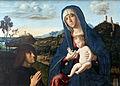 1493 Conegliano Maria mit dem Kind und einem Stifter anagoria.JPG