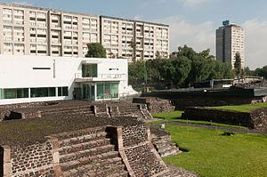 Plaza de las Tres Culturas - Plaza de las Tres Culturas