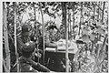 15 condemned deserters Prikaatin kenttäoikeus toimi maastossa Nietjärvellä 18.-21.7. Brigadier-field legal terrain Nietjärvellä 18 to 21.7. 1944. 1944.jpg