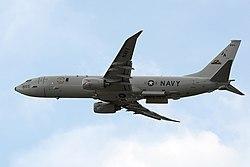 167955 Boeing P-8A Poseidon US Navy VX-1 (14613493475).jpg