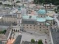1703 - Salzburg - Dom und Kapitelplatz.JPG