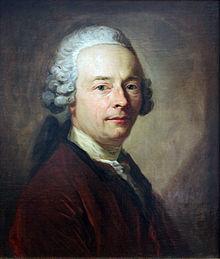 Karl Wilhelm Ramler, nach 1771 (Porträt von Anton Graff) (Quelle: Wikimedia)