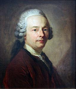 1772 Graff Portrait Karl Wilhelm Ramler Nationalgalerie anagoria