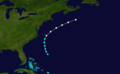 1864 Atlantic hurricane 5 track.png