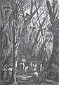 1872-02-08, La Ilustración Española y Americana, Isla de Cuba, Grupo de insurrectos en la manigua.jpg