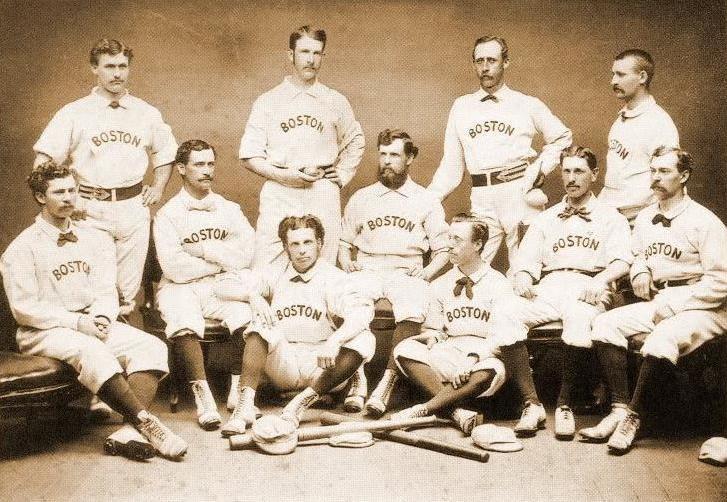 1874 Boston Red Stockings
