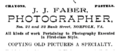 1888 J J Faber photographer Norfolk Virginia advert.png