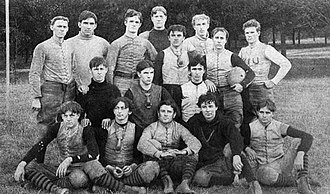 1894 Vanderbilt Commodores football team - Image: 1894Vandy