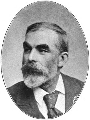 John Burns - John Burns in 1895