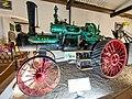 1907 routière à vapeur Case et sa charrue a bascule, Musée Maurice Dufresne photo 1.jpg