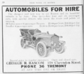 1909 Bascom autos ad ThisWeek inBoston USA March21.png