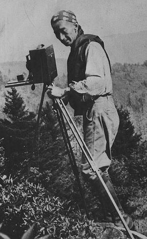 George Masa - George Masa in 1933