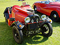 1934 Austin 7 tourer two seater Cambridge special at Capel Manor, Enfield, London, England.jpg