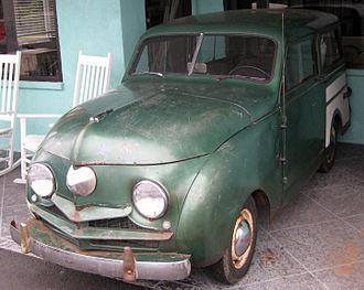 Crosley - 1948 Crosley CC Wagon