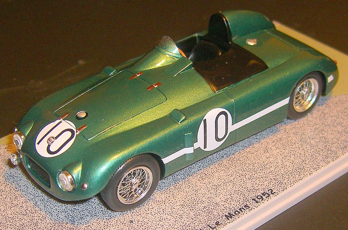 Px Nash Healey Le Mans Lightweight on Lightweight Race Car