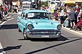 1955-1957 Chevrolet Bel Air in the SunRice Festival parade in Pine Ave.jpg