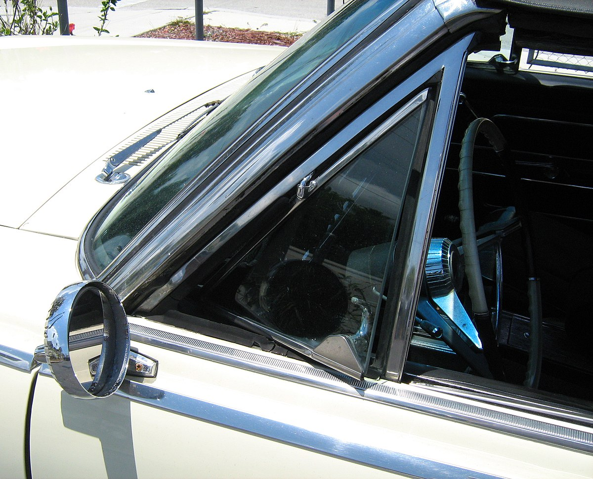 Small Car Windows : Quarter glass wikipedia
