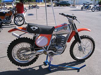Maico - 1974½ Maico 400 GP