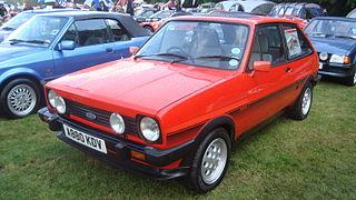 Ford Fiesta Xr Mk Is It A Classic Car