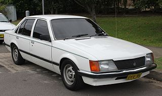 Holden Commodore (VH) Motor vehicle
