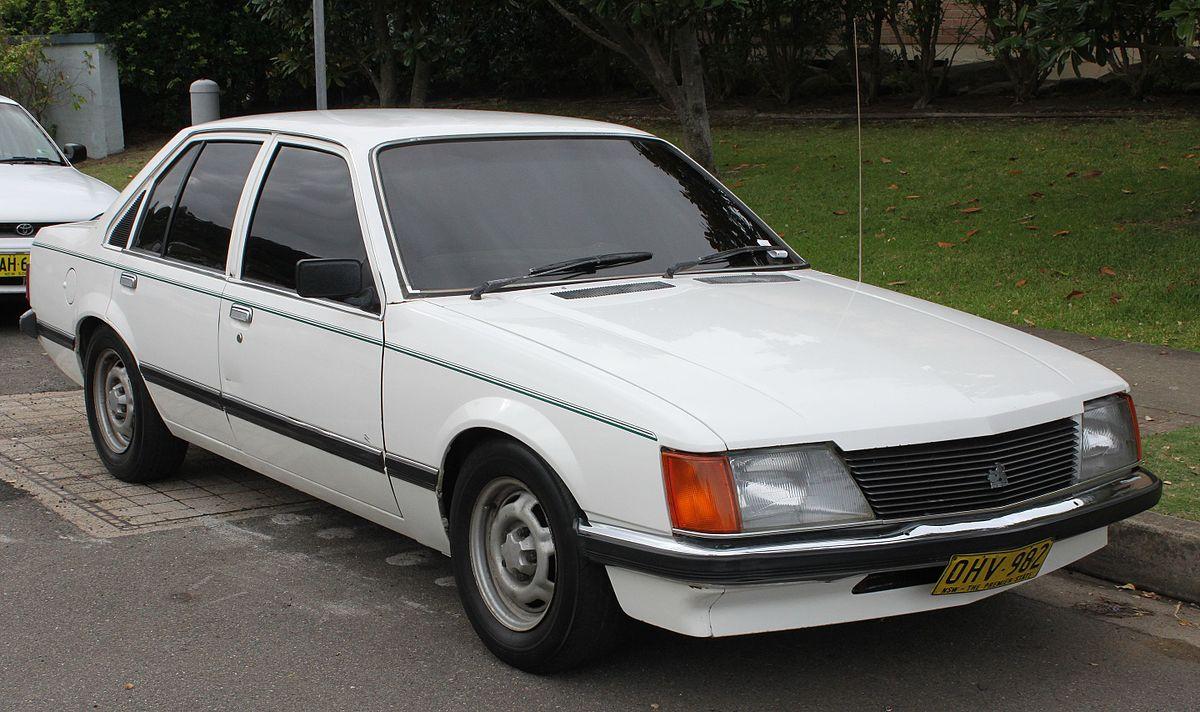 Holden Commodore (VH) - Wikipedia