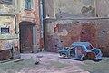 1985 Дно двора-колодца Хм.jpg