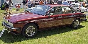 Jaguar XJ (XJ40) - 1990 US-market Vanden Plas Majestic