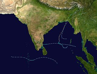 1991 North Indian Ocean cyclone season cyclone season in the North Indian ocean