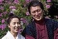 1992 Juzo Itami Nobuko Miyamoto.jpg