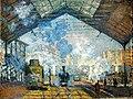 1994-04-05 - La gare Saint-Lazare - Claude Monet.jpg
