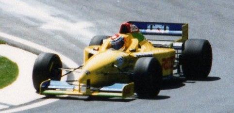 1996 San Marino Andrea Montermini