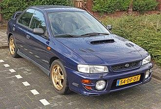 Subaru Impreza - 1999 Subaru Impreza RX sedan