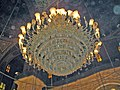 1lamp in the Masjid of Muhammad Ali in old Cairo.jpg
