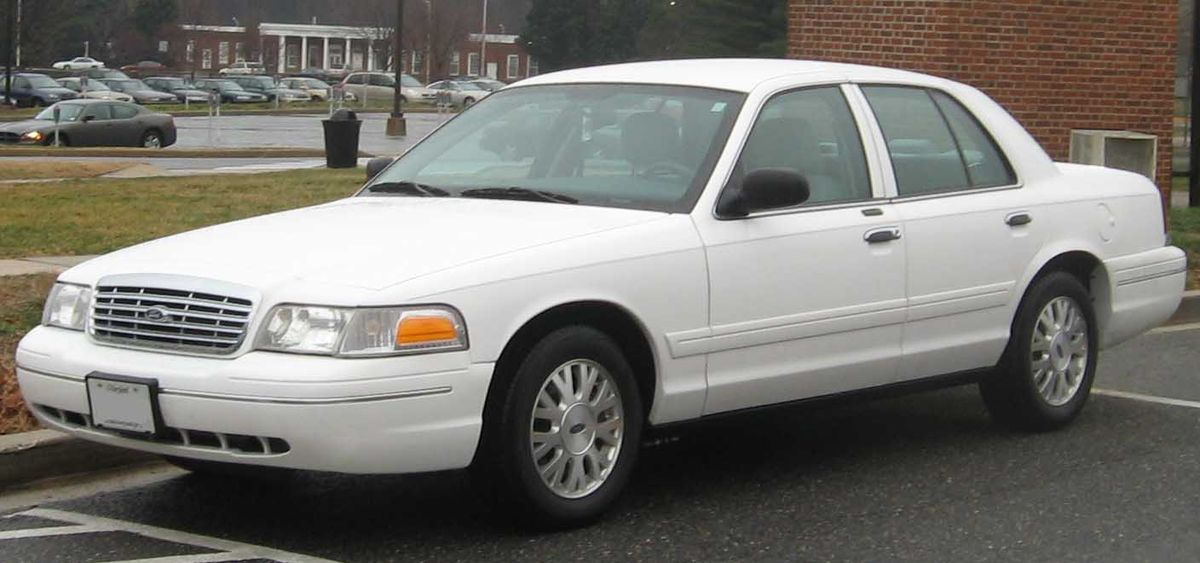 Px Ford Crown Victoria