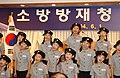 2004년 6월 서울특별시 종로구 정부종합청사 초대 권욱 소방방재청장 취임식 DSC 0195.JPG
