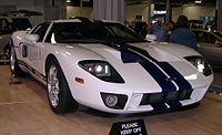 Ford GT thumbnail