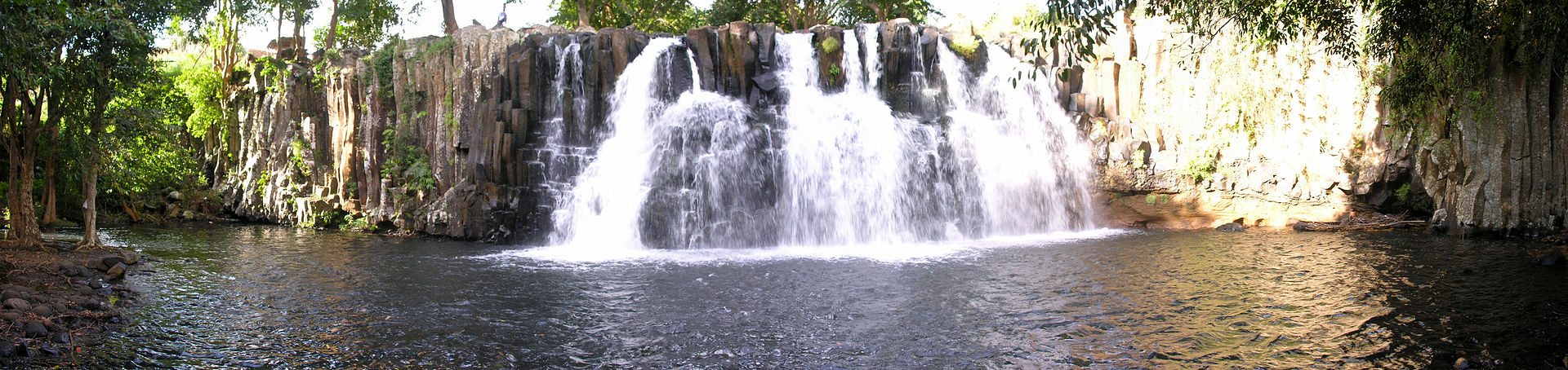Rochester Falls - Things to Do in Mauritius