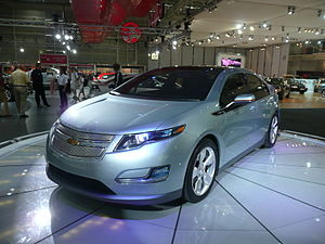 2008 Chevrolet Volt hatchback (concept), photo...