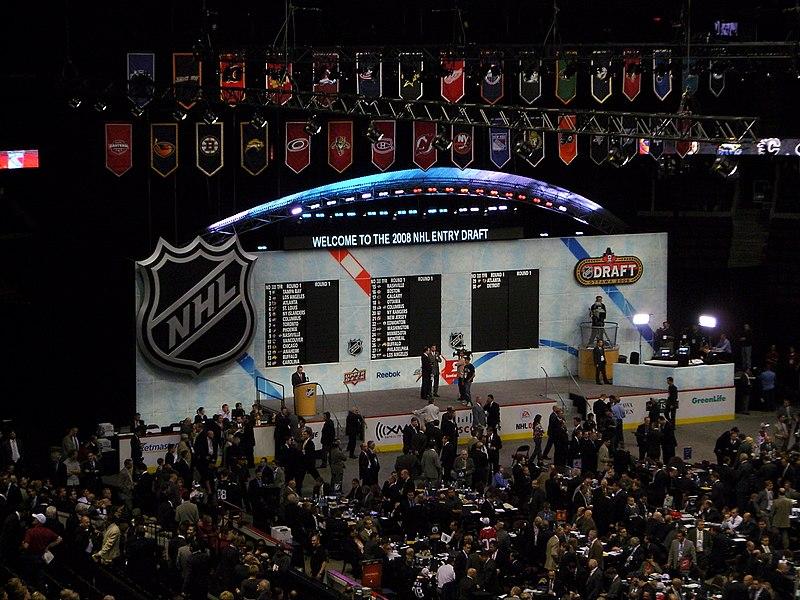 2008 NHL Entry Draft Stage.JPG