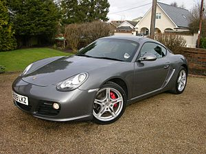 2009 Porsche Cayman S - Flickr - The Car Spy (24).jpg