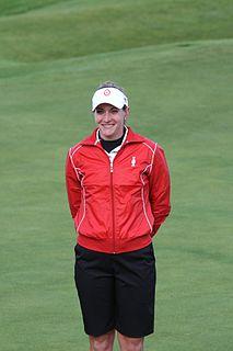Brittany Lang American golfer