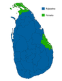 2010 Sri Lankan Presidential Election, postal votes.png