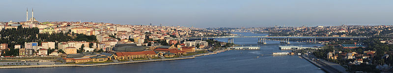 20110711 Pierre Loti hill view Istanbul Turkey Panorama.jpg