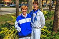 2011 US Masters International - Miami lakes - Sue Dommeyer & Joanne Cicrich (15955312519).jpg